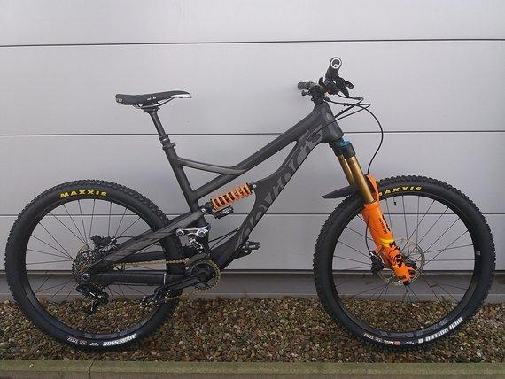 Devinci Cycles Devinci Spartan Carbon XL 650b