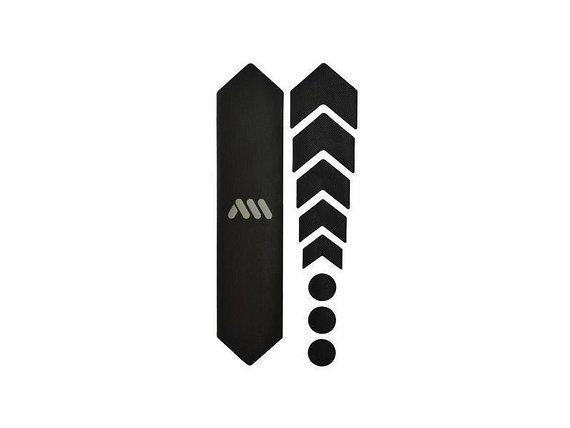 All Mountain Style AMS Frame Guard Folie Basic, Black Schwarz