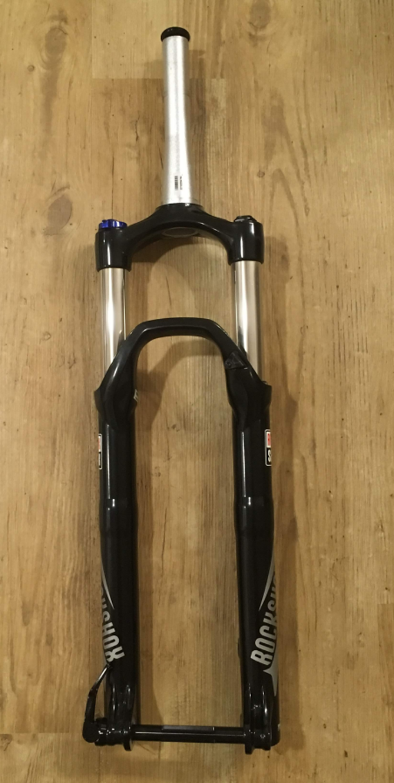 RockShox Recon BOOST 120mm, Maxle Light, Solo Air, Offset Taper Steerer