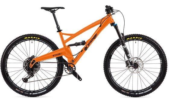 Orange Bikes Stage 5 Pro MY2019