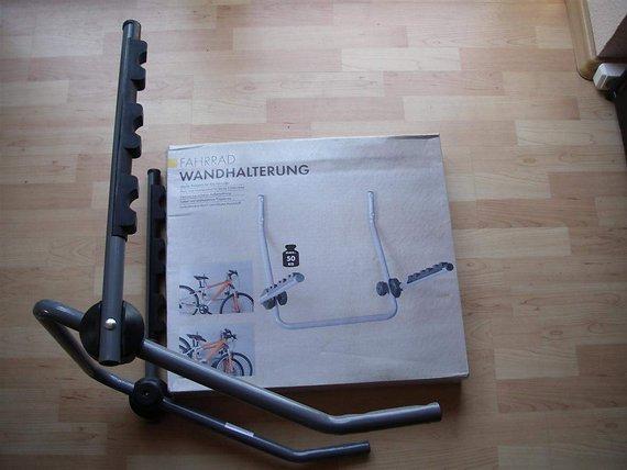Lidl Fahrrad-Wandhalterung