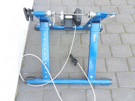 Tacx Rollentrainer cycletrack Trainer