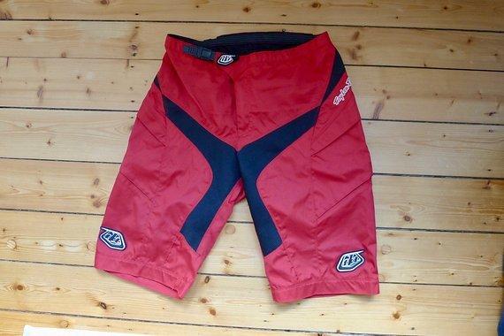Troy Lee Designs Moto Shorts (rot, Größe 36)