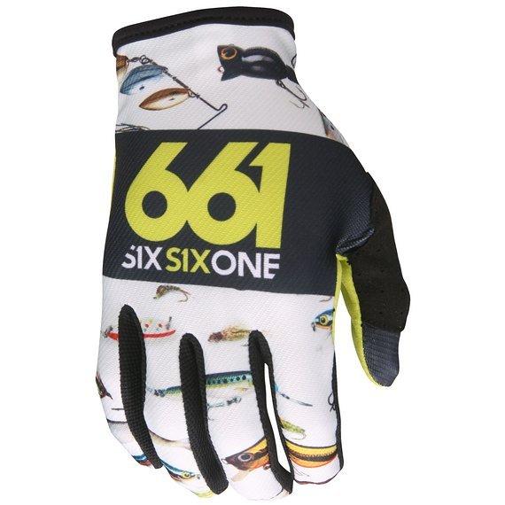 661 SixSixOne Comp Gloves / Handschuhe Angel Viecher Gr. XS *NEU*