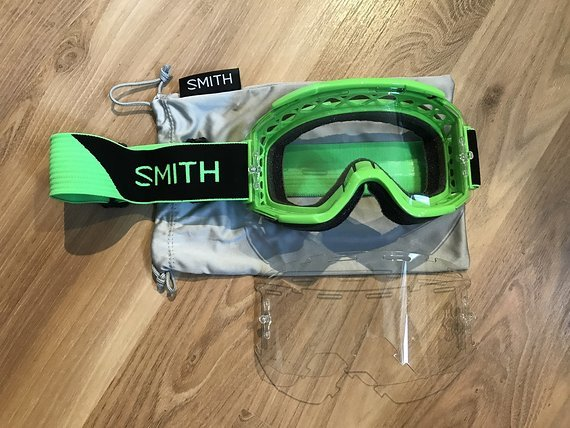 Smith Optics Squad MTB Goggle NEU