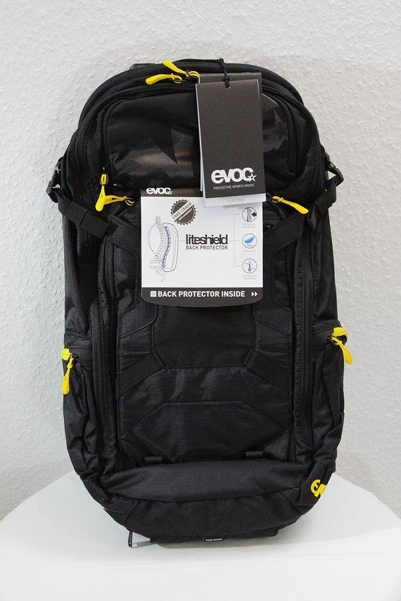 Evoc FR Trail Blackline M/L Protektor Rucksack 20 L