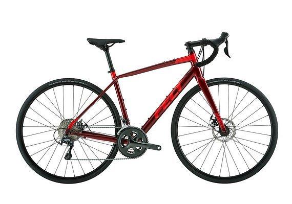 Felt VR40 Crimson Plasma Red 2020 Disc Neu
