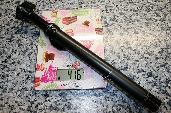Kind Shock LEV Carbon 400 mm / 30.9 mm - Nur 415 gr.