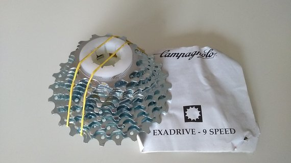 Campagnolo Veloce Kassette 9-fach 13-26