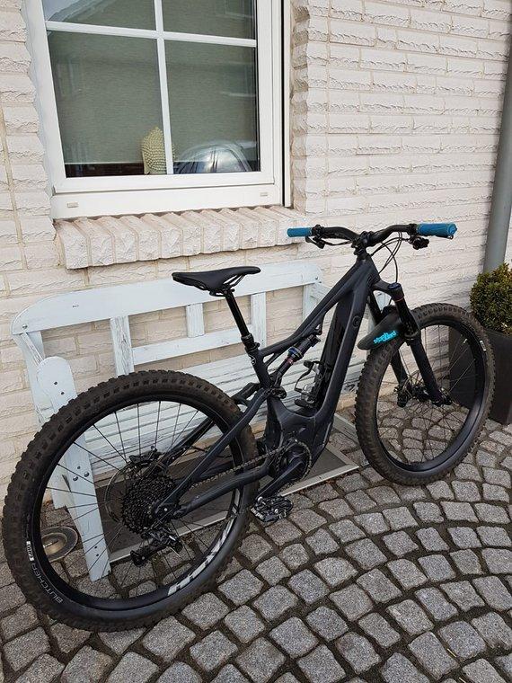 Specialized FSR Comp 6FATTIE, schwarz, Gr. S
