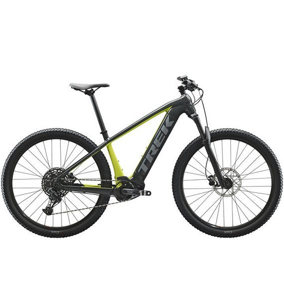 Trek Powerfly 5 G4 Solid Charcoal/Volt 2020 L