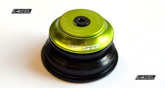 FSA SX PRO  ZS44/ZS55 Tapered Steuersatz Semi-Integriert grün