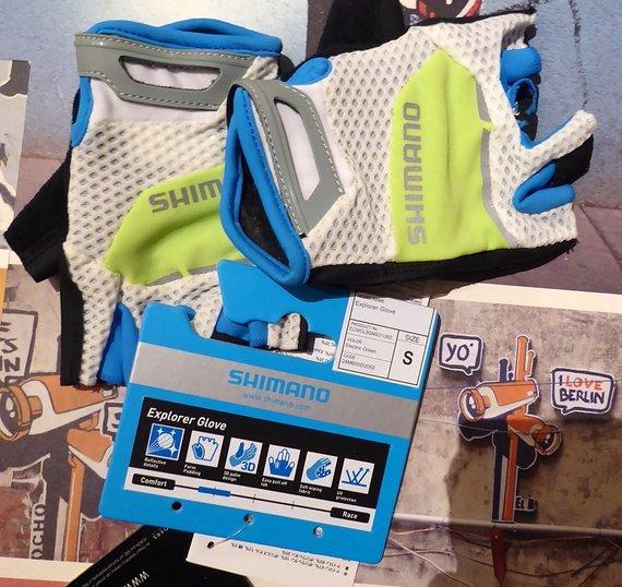 Shimano Handschuhe kurz Gr. S