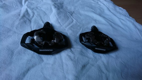 Shimano PDM 530 spd pedale