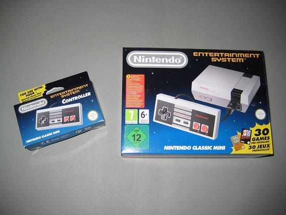 Nintendo Mini NES NEU!!!