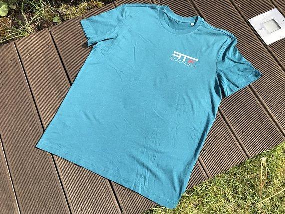 RTF Bikeparts Limited Edition T-Shirt Gr. L blau *NEU*