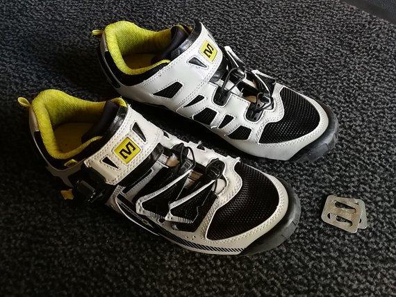 Mavic Chasm SPD/MTB Schuhe