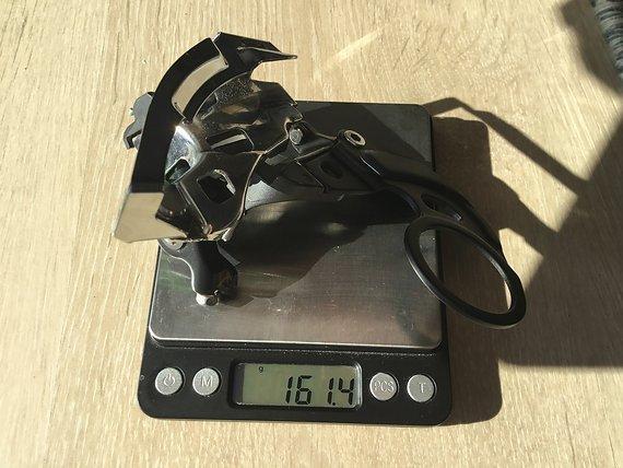 Shimano SLX 10-fach, 3x9/10 FD-M660