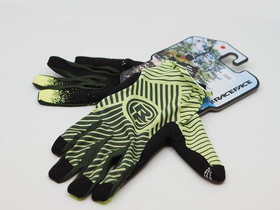 Race Face Handschuhe Indy Lines Gr.XL