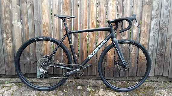 Kona Private Jake Gr. M/L (54cm) Gravel, Cyclocross