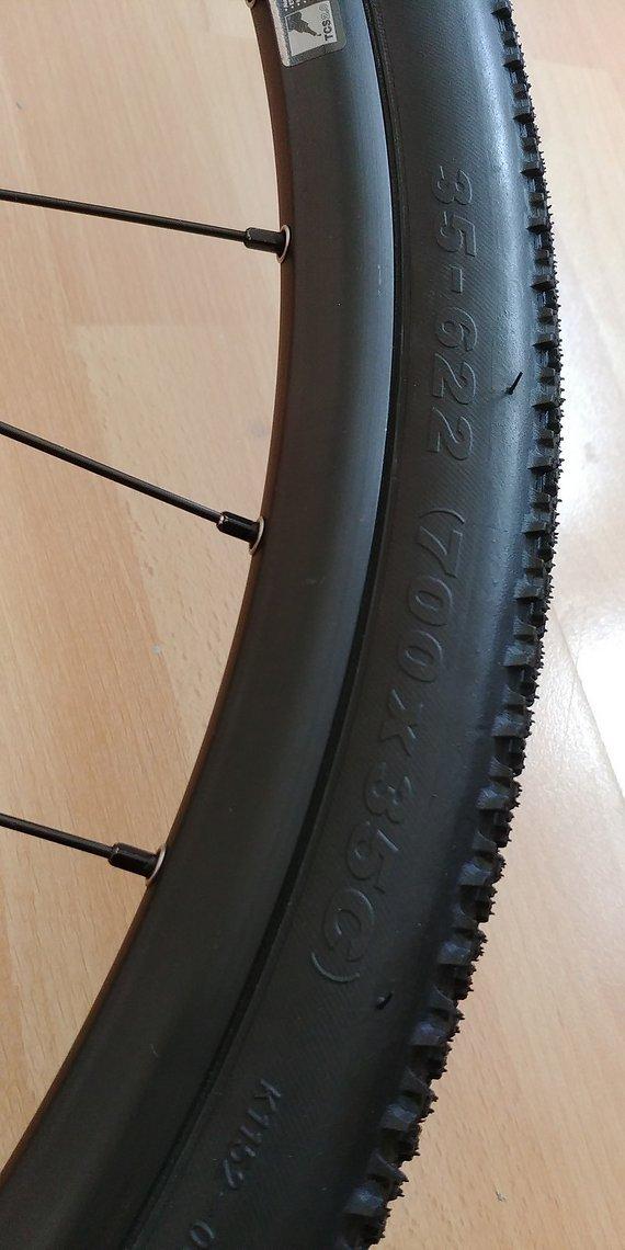 Kenda Flintridge Cyclocross Gravel Reifen 700x35c