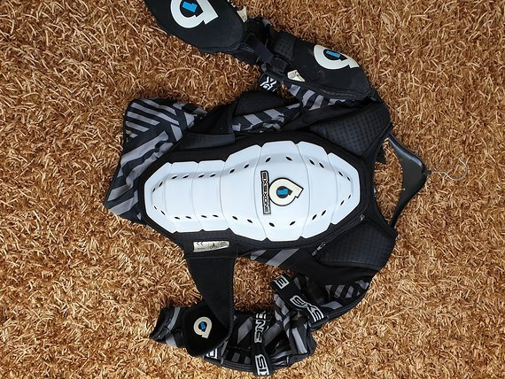 661 SixSixOne Evo pressure suit Protektorjacke