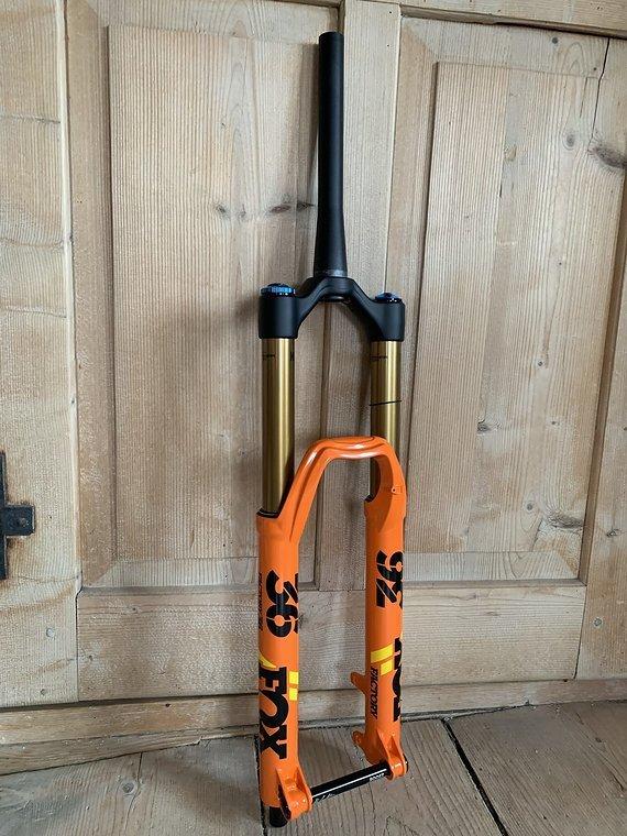 """Fox  Racing Shox Float 36 Grip2 27,5"""" 180mm 2019 neu Kashima"""