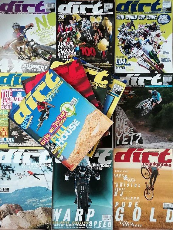 Dirt Mountainbike Magazine