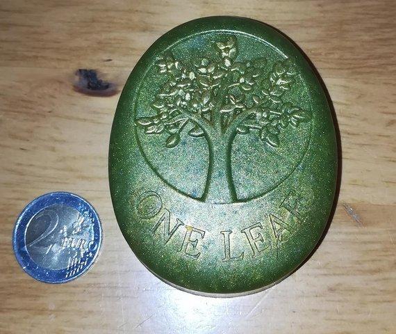 Olivenölseife mit Limettenöl - ideales Geschenk