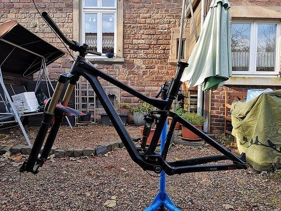 BMC Trailfox 02 Rahmen