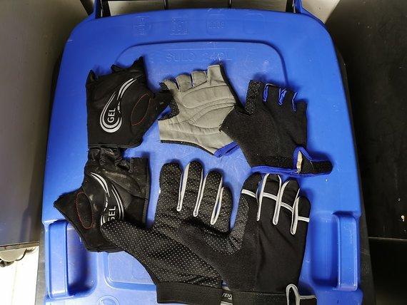 Handschuhen 2 paar kurz ein paar lang