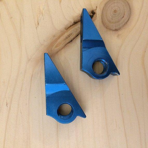 Lapierre Downhill 920 / 720 2009-2010 Schaltaugen blau