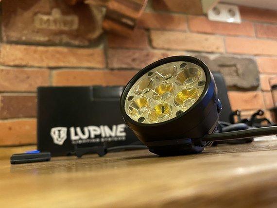 Lupine BETTY R7 Lampe 4.500 Lumen inkl Zubehör