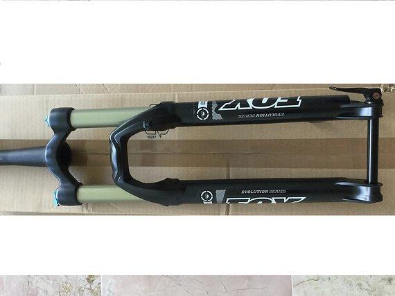 Fox  Racing Shox Federgabel FOX 32 Float 27.5 CTD Evolut. 120mm 15 QR