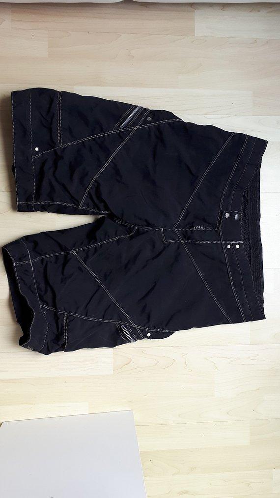 Troy Lee Designs Moto Short schwarz, Größe 36