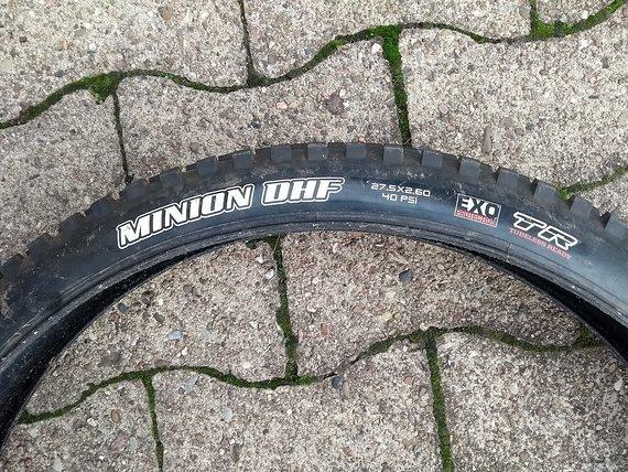 Maxxis Minion DHF 27,5 x 2.6