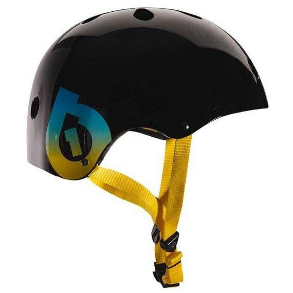 661 SixSixOne Dirt Lid Helm Black OS *NEU*