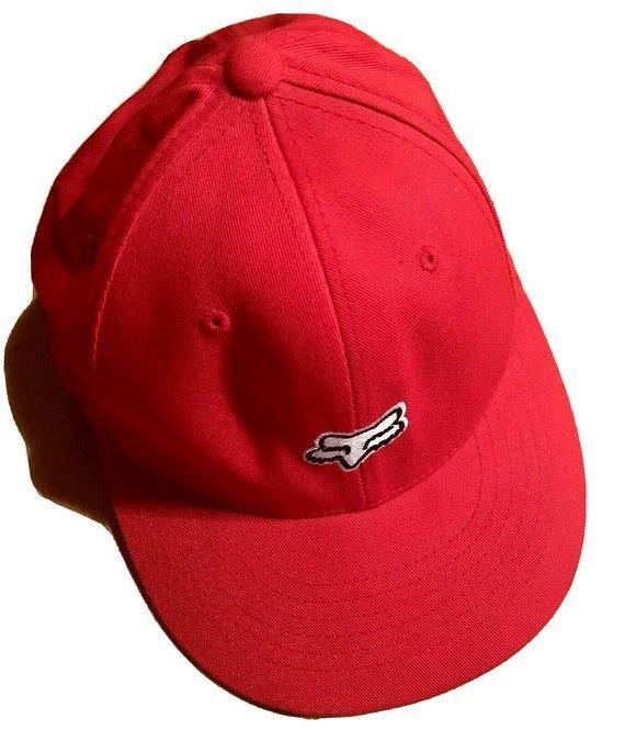 Fox Cap Mütze Cappie Kappe Schirmmütze Basecap Flexfit Rot NEU