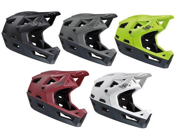 IXS Trigger FF Helm, nur 595gramm
