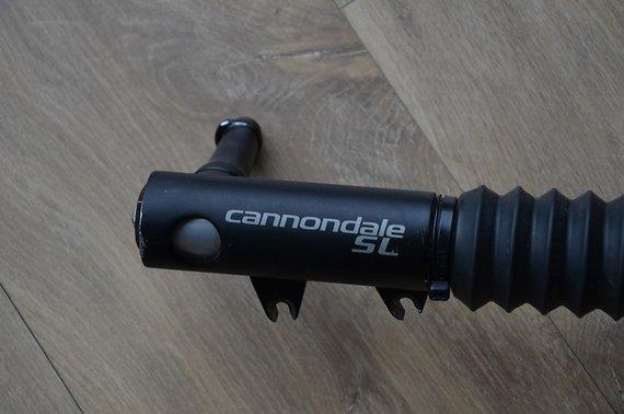Cannondale Lefty carbon 26