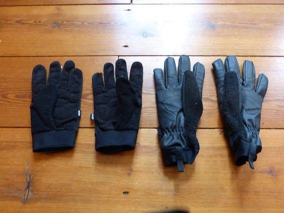 Octos Ontec Thermtec Alaska zwei Paar Handschuhe
