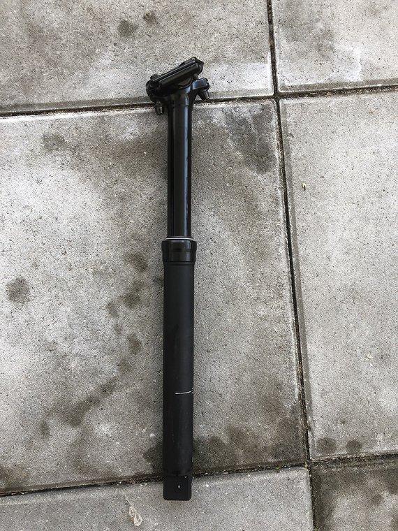 Bontrager 125mm Vario Sattelstütze