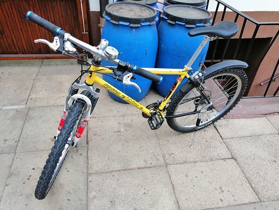 Cyclewolf TUCANO L.E.