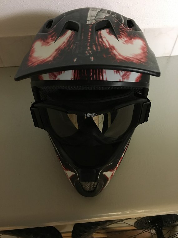 Fox Rampage Helm in M