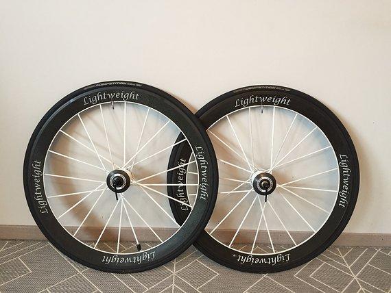 Shimano Laufräder