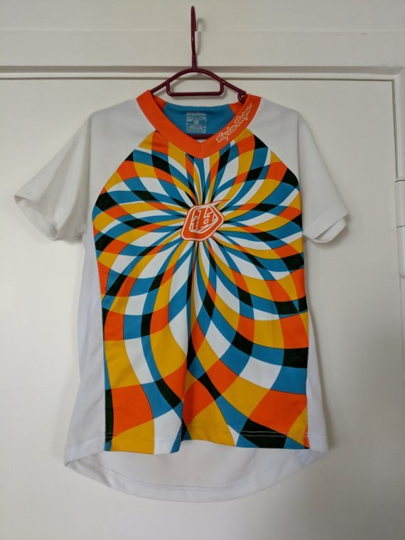 Troy Lee Designs Trikot / Jersey Gr. M