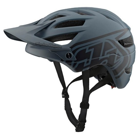 Troy Lee Designs A1 Helmet Drone Gray/Black