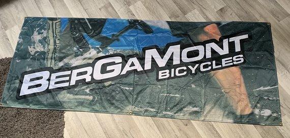 Bergamont Bicycles Banner