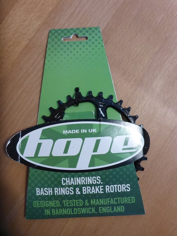Hope Retainer Ring 32T NEU