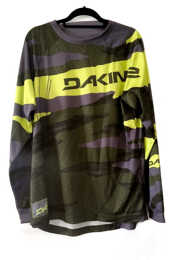 Dakine Descent Camo Jersey XL